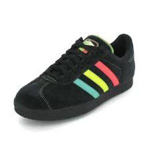 Adidas X Star Wars   Boba Fett Gazelle 2 Sneakers